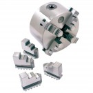 5 INCH 4-JAW SELF-CENTERING CHUCK (PLAIN BACK) | 3900-0425