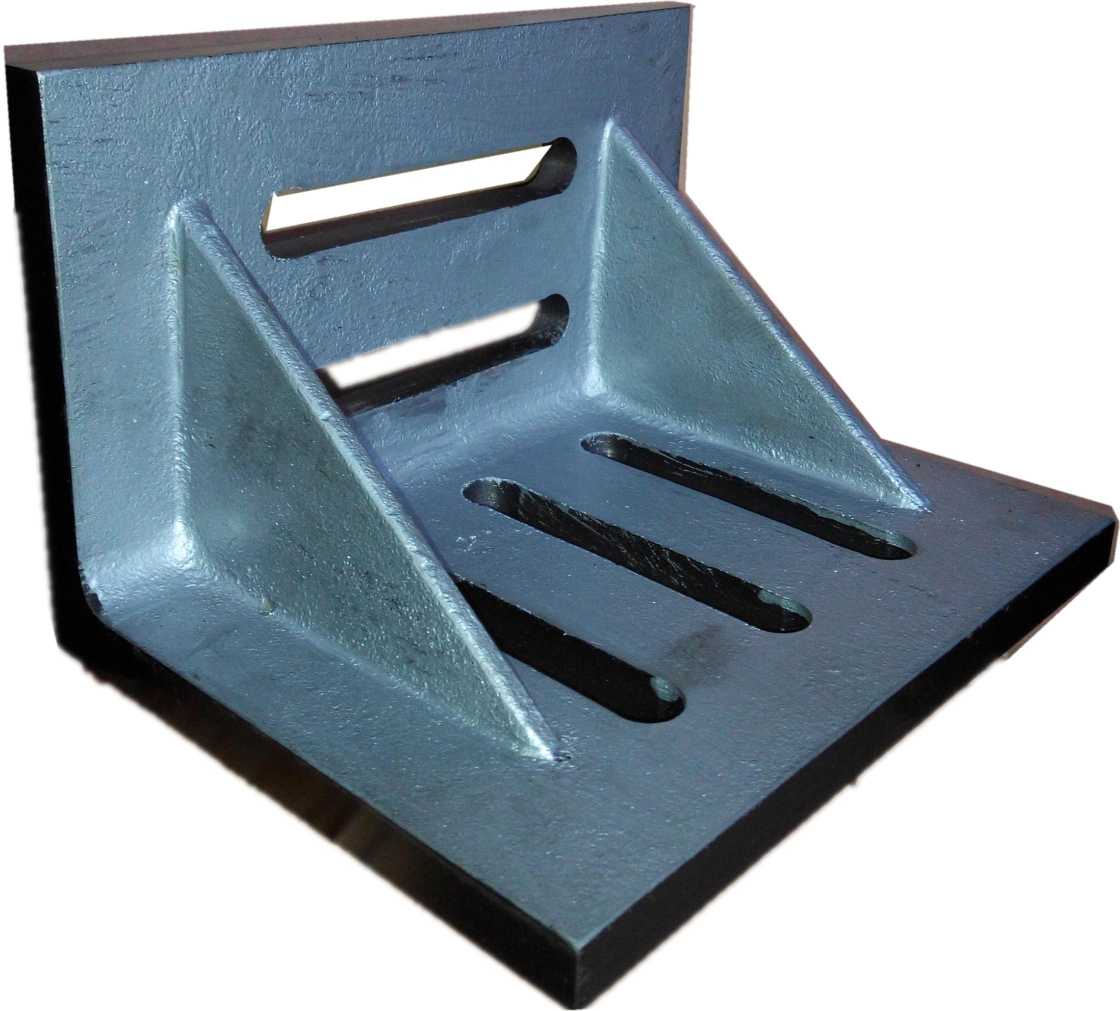 Angle Plate 4 Webbed End