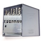 18 PIECE TAP & DRILL COMBO SET | 1011-0018