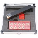 5/16 INCH EXTERNAL INDEXABLE THREADING TOOL HOLDER & INSERT KIT | 2301-1375