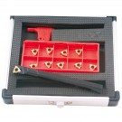 "3/8"" INTERNAL INDEXABLE THREADING TOOL HOLDER&INSERT KIT (2302-1250)"