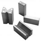 MATCHED PAIR MAGNETIC V-BLOCKS & PARALLELS SET (3402-0013)