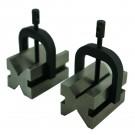 1.77 X 1.61 X 2.76 INCH V-BLOCK & CLAMP SET | 3402-0953