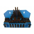 58 PIECE CLAMPING KIT (1/2 INCH SLOT; 3/8-16) | 3900-0002