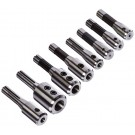 "8 PIECE R8 END MILL HOLDER SET (3/16 -1-1/4"") (3900-1008)"
