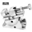 "PRO-SERIES 2-3/4"" PRECISION UNIVERSAL MOVEMENT VISE MADE IN TAIWAN (3900-2621)"