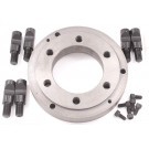 """8"""" D-5 BACK PLATE FOR 3-JAW CHUCKS (3900-4898)"""