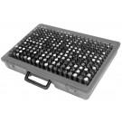 0.20-1.28mm (- .005) 55 Piece Pin Gage Set (4101-1010)