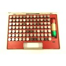 """PRO-SERIES 84 PIECE .833 -.916"""" PIN GAGE SET WITH CERTIFICATE (4101-0046)"""