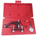 "2 PIECE KIT 0.03"" TEST INDICATOR WITH 0.0005"" RESOLUTION & INDICATOR HOLDER (4400-0013)"
