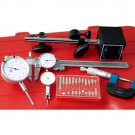 6 Pc Inspection Kit Caliper, Mag Base, Indicators, Micrometer, Points(4902-0006)