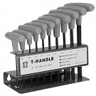 10 PIECE T-HANDLE HEX SET (2MM-10MM)  ++LIMITED SUPPLY | 7900-0011