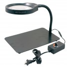 8X LED DESK TOP MAGNIFIER (8070-0001)