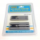 6 PIECE HOLLOW PUNCH SET (1/8-5/16 INCH)++++limited supply+++ | 8070-0043